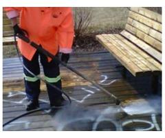 Graffiti Removal Company in UK -Posh Floors  - Call @0845 652 4111