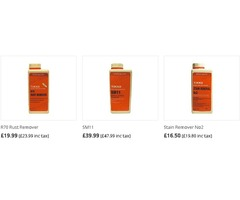 Tikko Products - Purchase Stain Removal Care Products Online in UK