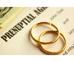 Legal advice for prenuptial agreements
