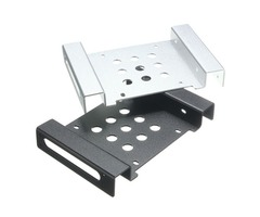 Original ORICO 2.5/3.5 inch HDD SSD Hard Drive to 5.25 inch CD-ROM Space Bracket Mounting Holder