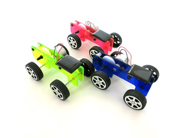 DIY Solar Powered Car Physics Experiment Science and Technology Puzzle Toy Kit. DIY Solar Power Car Physics Experiment Science and Technology Puzzle Toy Kit Description: This solar car uses a large mo... | free-classifieds-canada.com