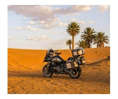 Apply Online for Guided Motorcycle Tours in Morocco