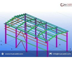 Leading Structural Steel Detailing Services for Construction Firms