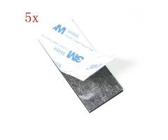 5PCS 3m Gum 2mm Battery Mat Silicone Anti Skid Pads