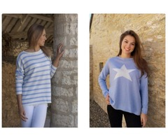 Luella Fashion - Buy Top Quality Cashmere Blend Online in UK