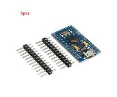5pcs Pro Micro 5V 16M Mini Leonardo Microcontroller Development Board For Arduino