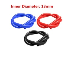 1M Inner Diameter 13mm Silicone Tube Silicone Vacuum Hose Tubing Turbo Coolant Tube | Free-Classifieds.co.uk