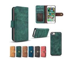 Caseme Magnetic Detachable Wallet Case For iPhone 5 5s SE