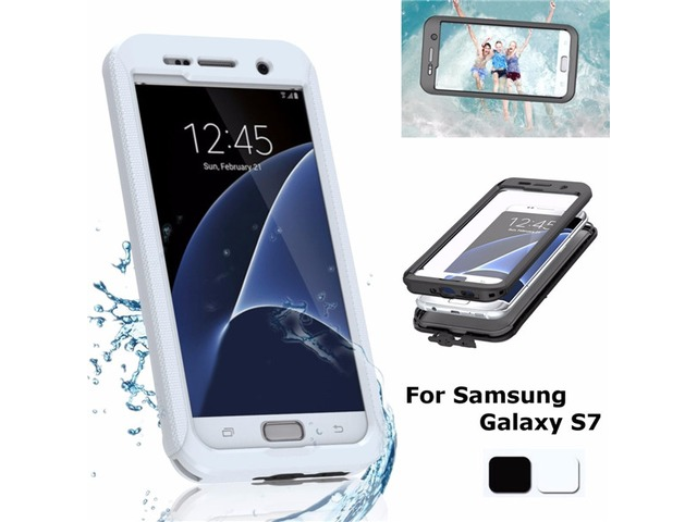 Waterproof Shockproof Protective Phone Case Cover For Samsung Galaxy S7 | free-classifieds.co.uk