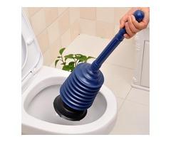 Toilet Pump Closetool Sink Dredging Device Toilet Vacuum Sucker