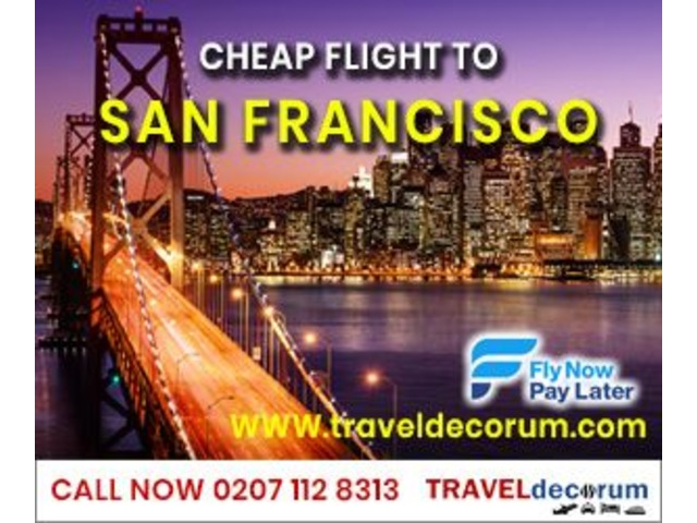 cheap air tickets to san francisco from uk | free-classifieds.co.uk