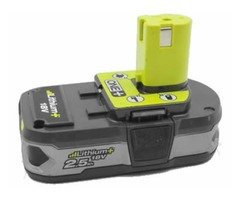 Power Tool Battery for Ryobi RB18L25