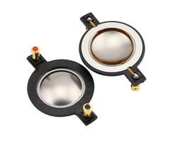 44.4mm Titanium Diaphragm High Pitched Membrane General Voice Coil