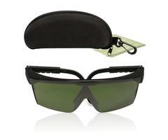 360nm-1064nm Laser Protection Goggles Glasses IPL-2 OD+4D For Laser