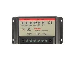 12V/24V 10A PWM Solar Charger Controller Battery Charging Regulator