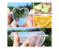 Heart-shaped Cucumber Shaping Mold Garden Vegetable Growth Forming Mould Tool | Free-Classifieds.co.uk
