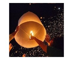 5X Love Heart Kong Ming Sky Lanterns Chinese Traditional Wishing Lamp Rose Red Color | free-classifieds.co.uk