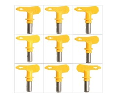 Airless Spray Gun Tips 4 Series 09-31 For Wagner Atomex Graco Titan Paint Spray Tip | Free-Classifieds.co.uk