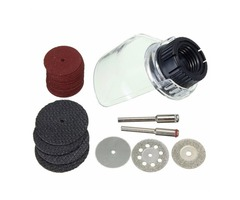 26pcs Rotary Tool Attachment Accessories Sets For Dremel