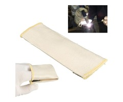 TIG Finger Welding Protection Gloves Heat Shield Guard for Weld Soldering Tools