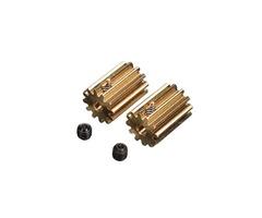 HBX 1/12 12026 Motor Pinion Gears 13T Set Screws 3x3mm 2PCS