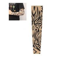 1pc Tattoo Sleeves Arm Stocking Nylon Spandex Stretchy Temporary
