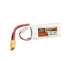 ZOP Power 7.4V 1500mAh 2S 35C LIpo Battery XT60 Plug