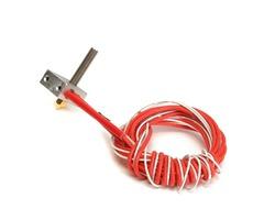 10Pcs Aluminum Heating Block Extruder Hot End For 3D Printer 1.75mm 0.4mm Nozzle