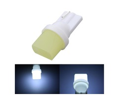 Ceramic 12V LED T10 194 COB W5W Car Interior Reading Light Lamp Side Light Bulb For Toyota Honda