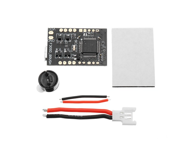 Realacc F3 V1.0 Betaflight Brushed Flight Control Board Integrated OSD with Buzzer STM32 F303 MPU600 | Free-Classifieds.co.uk