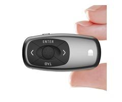 Doosl Mini Rechargeable 2.4GHz Wireless Presentation Presenter Pointer