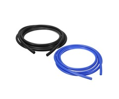 3 Meter 5mm Silicone Vacuum Hose Tube Tubing Line Pipe 10 Feet Cable Blue Black | Free-Classifieds.co.uk