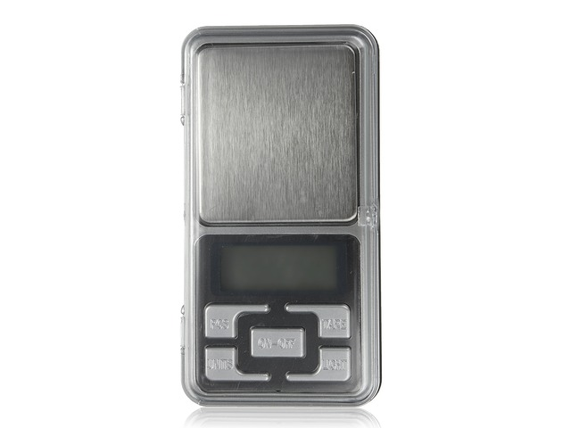 Mini Digital Pocket 500g/0.1g 200g/0.01g Jewellery Scales Electronic Precision Weight Balance | Free-Classifieds.co.uk