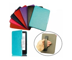 Slim Magnetic Smart PU Case Cover For Kindle Paperwhite 1 2 3 eBook Reader | Free-Classifieds.co.uk